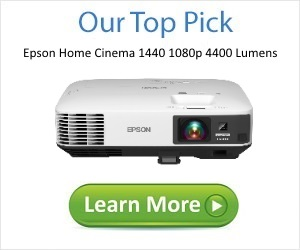 Top Rate Ten Outdoor Projector Top Pick