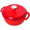 Utopia Kitchen Enameled Cast Iron Dutch Oven