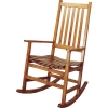 Coaster Southern Country Plantation Porch Rocker