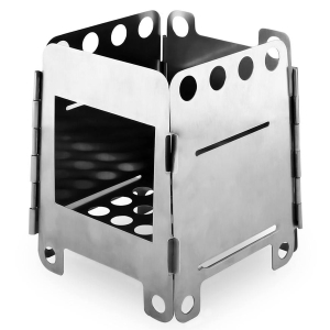 Outdoor Pocket Stove by Generic