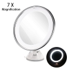 RUIMIO Lighted Makeup Mirror