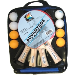 Kettler Advantage 4 Player Tennis Set