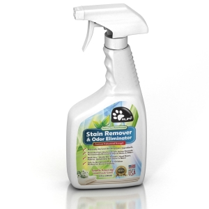 RUFF Natural Plant Based Pet Stain Remover & Odor Eliminator