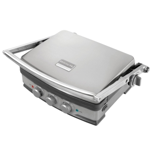 Professional Stainless 5-in-1 Panini Grill