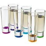 libbey-troyano-colors-shot-glass-set