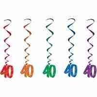 40th Birthday Gift Guide