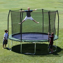 Trampoline Review Guide