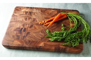best wood cutting board review guide