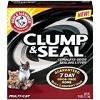 Arm & Hammer Clump & Seal Multi-cat Litter 28 Pound