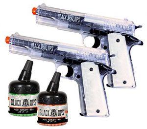 Black Ops Air Soft Kit