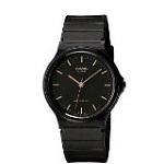 Casio Men's MQ24-1E Black Resin Watch