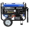 DuroMax XP4400E 4,400 Watt 7.0 HP OHV 4-Cycle Gas Powered Portable Generator