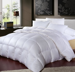 Egyptian Bedding Hungarian Goose Down Comforter