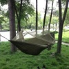 Enjoydeal Portable High Strength Parachute Fabric Hammock