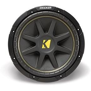 Kicker 10C104 Comp 10-Inch Subwoofer 4 Ohm 53