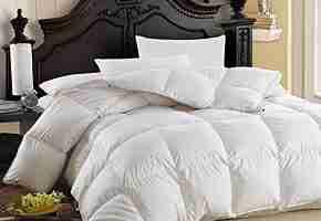 Luxury Comforter Siberian Goose Down Comforter