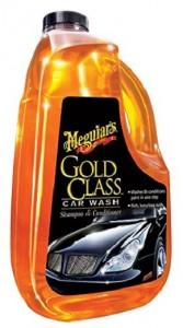 Meguiar's G7164 Gold Class Car Wash Shampoo & Conditioner