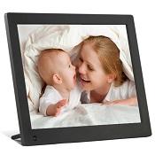 NIX 15 inch Hi-Res Digital Photo Frame with Motion Sensor & 4GB Memory