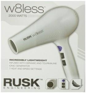 Rusk W8less Professional Lightweight Hair Dryer