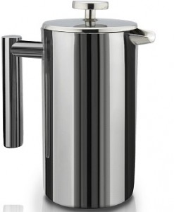 SterlingPro Double Wall Stainless Steel French Coffee Press (The Best French Press Overall)