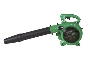 The Hitachi RB24EAP 23.9cc 2-Cycle Gas Powered 170 MPH Handheld Leaf Blower