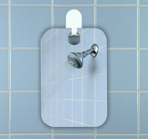 The Shave Well Company Fogless Shower Mirror
