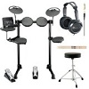 Yamaha DTX Series DTX400K 10-Inch Electronic Drum Set