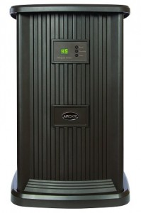 Essick Air EP9 800 Digital Whole-House Pedestal-Style Evaporative Humidifier