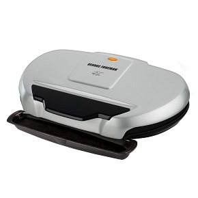 George Foreman GR144 144-Square-Inch Nonstick Family-Size Grill