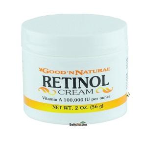 Good n Natural Retinol Cream