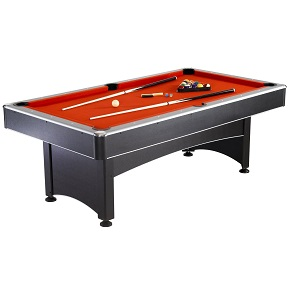 Hathaway Maverick Table Tennis and Pool Table