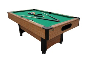 Mizerak Dynasty Space Saver 6.5' Billiard Table