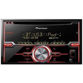 Pioneer FHX-720BT 2-DIN CD Receiver with Mixtrax