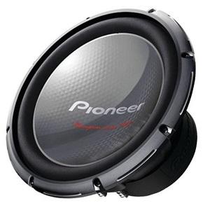 """Pioneer Ts-w3003d4 12"""" 2,000-watt Champion Series"""