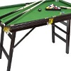 Bello Games New York, Deluxe Folding Pool Table