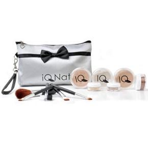 IQ Natural 12pc XL Mineral Makeup Set