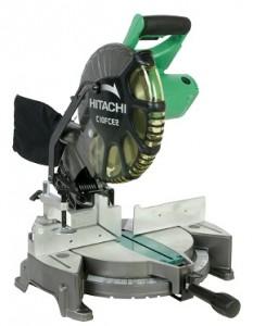 Hitachi C10FCE2 15-Amp 10-inch Single Bevel Compound Miter Saw