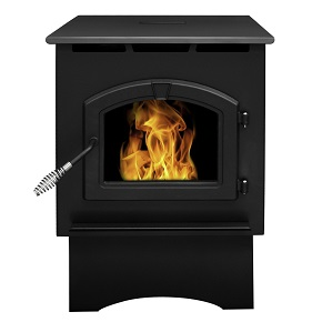 Pleasant Hearth Medium 35000 BTUs Pellet Stove