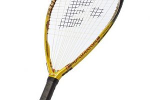 Racquetball Racquet Featured