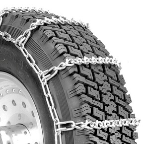 Security Chain Company QG2828 Quik Grip V-Bar Light Truck Type LRS Tire Traction Chain