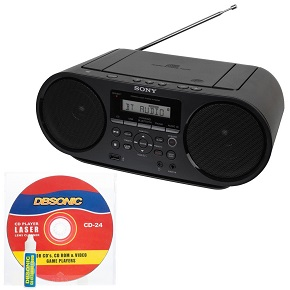 Sony Portable Mega Bass Stereo Boombox Sound System