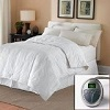 Sunbeam All Season KING Premium Heated Mattress Pad with Two Heating Digital Controllers