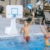 PoolSport Portable Pool Basketball/Volleyball Set
