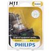 Philips H11 Standard Halogen Replacement Headlight Bulb