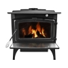 Pleasant Hearth 2,200 Square Feet Wood Burning Stove