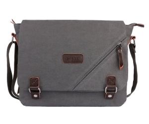 Ibagbar Canvas Messenger Bag