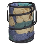 Household Essentials Pop-Up Mesh Laundry Hamper