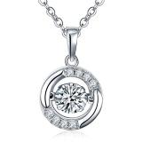 yl-dancing-diamond-sterling-silver-cubic-zirconia-pendant-necklace