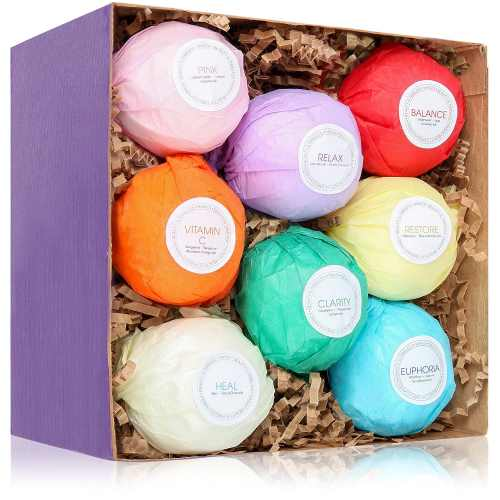 Hanza Bath Bombs Kit