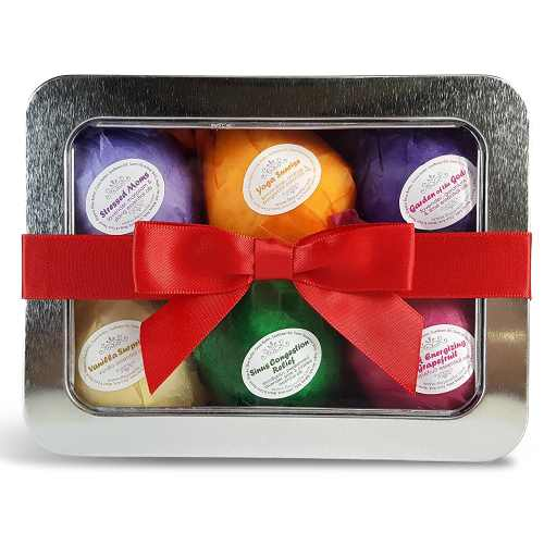 Rejuvelle Bath Bomb Gift Set Kit